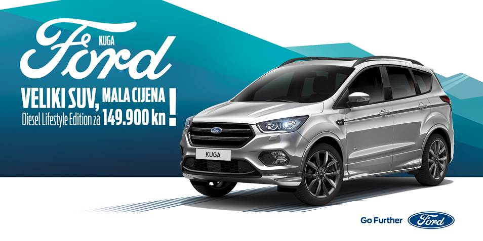 Image Result For Ford Kuga Cijena